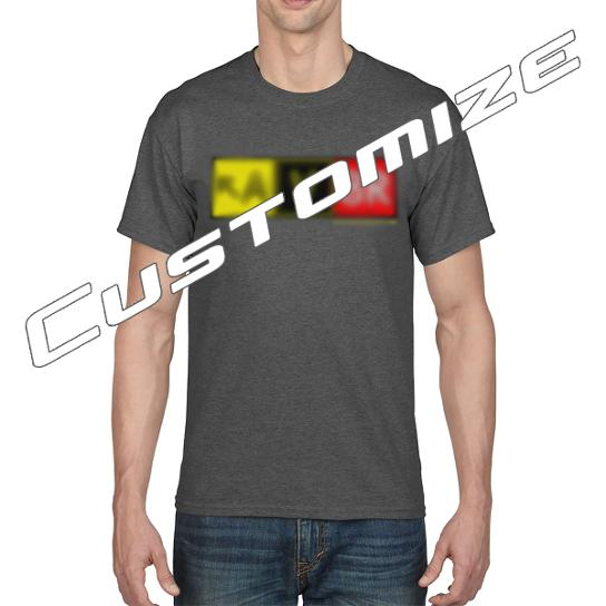 Men's Custom Airport Taxiway Sign T-Shirt